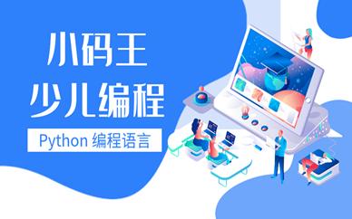 重庆南岸小码王Python少儿编程学费