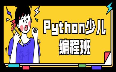沈阳人工智能Python少儿编程班